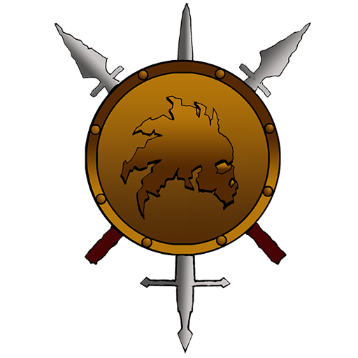Swordpunk Sword and Shield Logo
